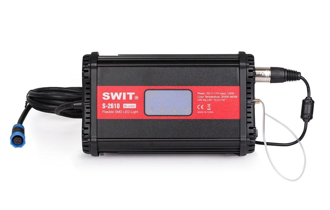 CONTROL BOX S-2610